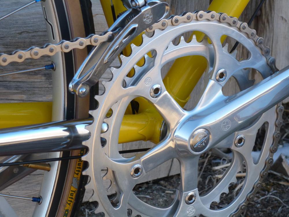 ZEUS CRANK CRANKSET BOLTS 16MM CRITERIUM GRAND SPORT VINTAGE BIKE BICYCLE NOS